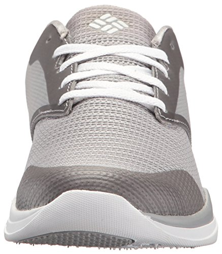 Columbia Ats Trail Lite, Chaussures Multisport Outdoor Homme Gris (Steam/ White)