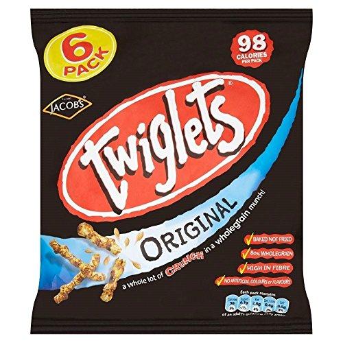 Jacob's Twiglets - Original (6x24g)