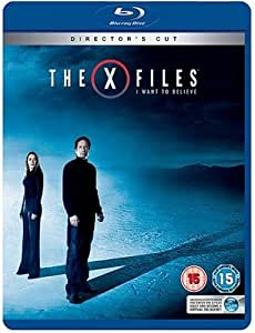 The X Files: I Want To Believe (including Bonus Digital Copy) [Blu-ray]