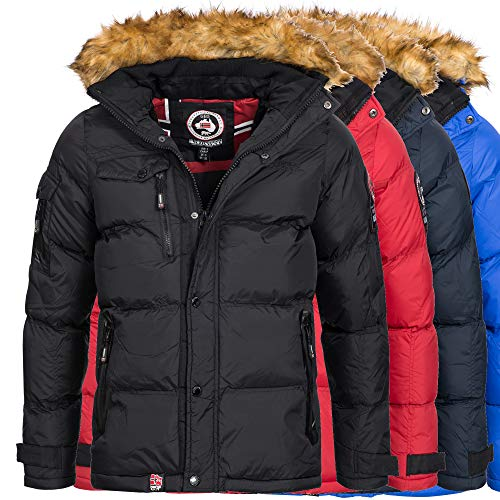 Anapurna Herren Winterjacke Jacke Outdoor Warm Gef
