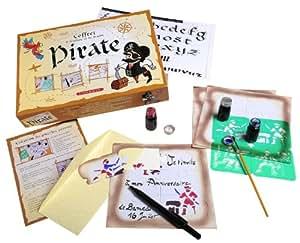 HERBIN - 1 Coffret d'écriture et de dessin Pirate