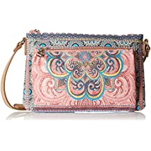 Desigual Bolso Vinland Toulouse Coral Mujer