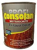 Consolan Wetterschutz Tix-lasur Decor 103 Esche 750 ml