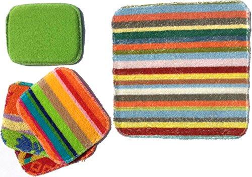euroscrubby-best-multi-purpose-scrubber-pack-of-5-3-small-1-large-1-sponge-made-in-europe-enviro-fri