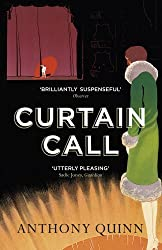Curtain Call by Anthony Quinn (2015-06-18)