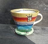 Kaffeefilter regenbogen