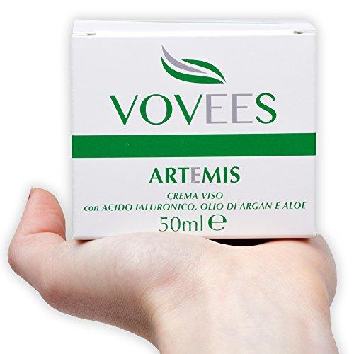VOVEES ARTEMIS - Crema Viso Antiage Idratante -...