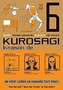 Kurosagi : Livraison de cadavres Edition simple Tome 6