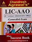LIC-AAO (LIC Assistant Administrative Officer) Generalist Exam - Max Success Book