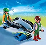 Playmobil 4466 - Tierpfleger mit Delfin