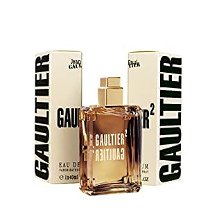 john paul gaultier 2 unisex eau de perfume 40 ml amazon. Black Bedroom Furniture Sets. Home Design Ideas