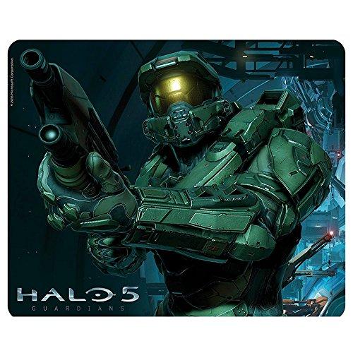 Halo 5 Guardians - Mausmatte Mauspad - Master Chief - 23 x 19 cm (Cortana Kostüm)