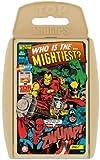 Marvel Comics Retro Top Trumps Card Game