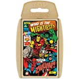 Marvel Comics Retro Top Trumps Card Game