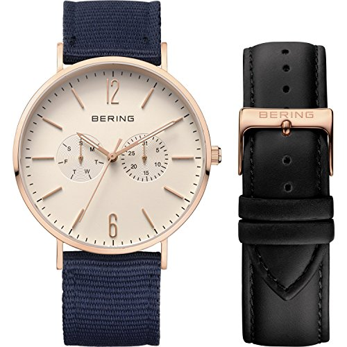 Bering Unisex Adult Watch 14240-664