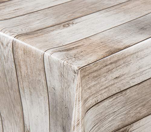EHT Tischdecke Wachstuch Gartentischdecke rund eckig oval in verschiedenen Größen Meterware...