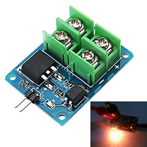 Earphones & Headphones Expressive 5-12v 30a High Power Input Relay Module Optocoupler Isolation