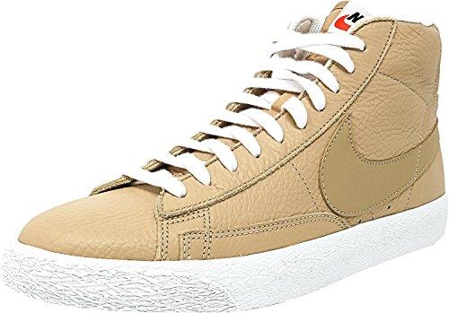 Nike Blazer Mid Premium Leather Sneaker Uomo