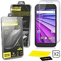 CaseBase® Premium ** Motorola Moto G (3rd Gen) ** Pellicola