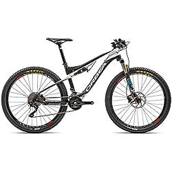 Orbea OIZ M30- Bicicleta de carbono, 27, 5, marco tamaño M