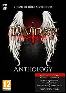 Divinity Anthology : Divine Divinity + Beyond Divinity + Dragon Knight Saga - édition collector