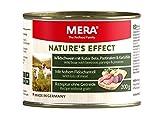 MERA NATURE´S EFFECT Nassfutter, Getreidefreies Premium Hundefutter mit Wildschwein, Roter Bete, Pastinaken und Kartoffeln, 6er Pack, 6x200g