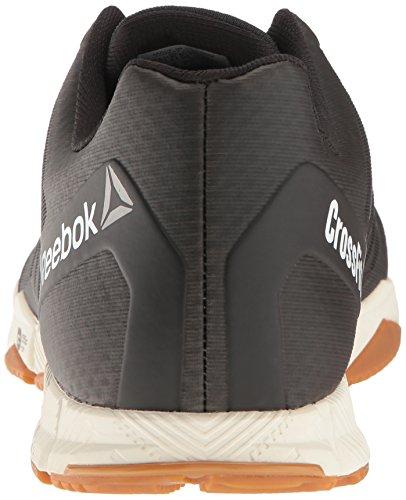 Reebok-Mens-Crossfit-Speed-TR-Cross-Trainer-Shoe-BlackAsh-GreyClassic-WhiteRubber-GumPewter-115-M-US