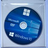 "Re INSTALL Repair Restore WINDOWS 10 ""HOME"" Edition 64 Bit PC Laptop Computer DVD CD Disc Disk"