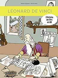 L'Histoire de l'Art en BD - Léonard de Vinci par Marion Augustin