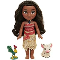 Moana Singing and Friends Feature Doll