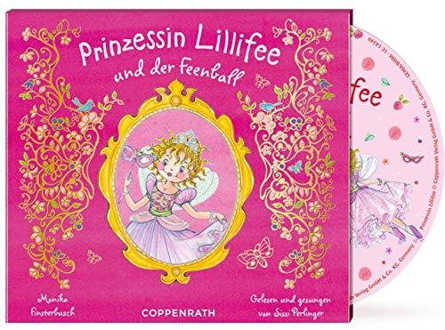 Prinzessin Lillifee und der Feenball (Elfen Lied Kostüm)