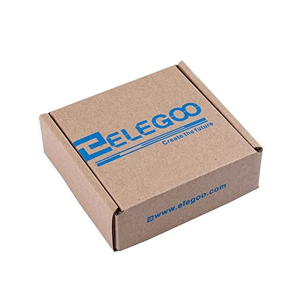 51bGDyfMRDL. SS600  - ELEGOO UNO R3 Pantalla Táctil TFT DE 2,8 Pulgadas con Tarjeta SD con Todos Los Datos Técnicos en CD para Arduino UNO R3
