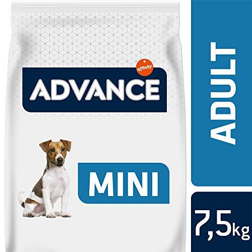 Advance Croquettes pour Chien Mini Adulte Poulet - 7,5 Kg