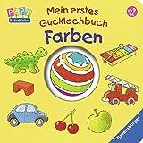 Mein erstes Gucklochbuch - Farben - Klaus Bliesener