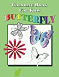 Coloring Book for Kids: Butterfly