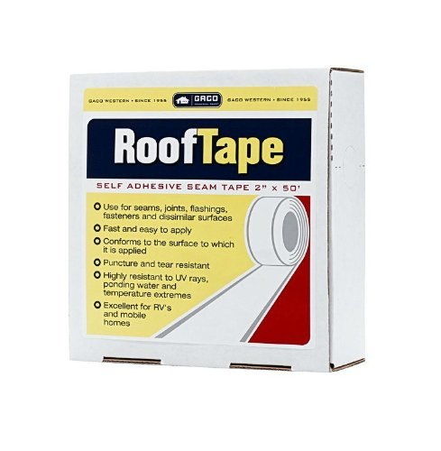 Gaco GRT50 Roof Tape 50mm x 15m/2