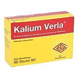 Kalium Verla Granulat, 20 St. Beutel