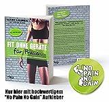 Mark Lauren Buch | Fit ohne Geräte für Frauen - Trainieren mit dem eigenen Körpergewicht | ohne Fitness-Geräte, Krafttraining für zuhause