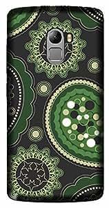 WOW 3D Printed Designer Mobile Case Back Cover For Lenovo Vibe A7010