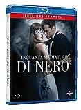 Locandina Cinquanta Sfumature di Nero (Versione Cinematografica + Versione Estesa)(Blu-Ray)