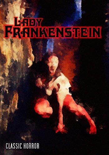 Lady Frankenstein: Classic Horror Lady Frankenstein