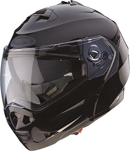 Caberg Duke Smart Klapphelm, Farbe schwarz, Größe L (59/60)