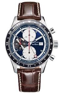 Davosa Men's World Traveller  Sports Chronograph Watch 161.502.45