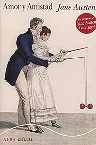Amor y Amistad par Jane Austen