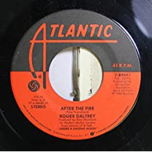Roger Daltrey 45 RPM After The Fire / It Don't Satisfy Me