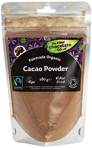 The Raw Chocolate Company Limited Organic Cacao Powder 200g