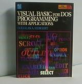 Visual Basic/DOS Programming