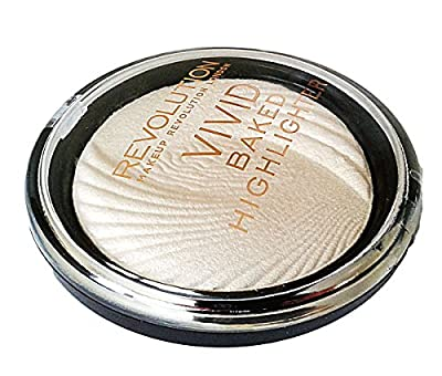 MAKEUP REVOLUTION Highlighting Face Powder Vivid Baked Golden Lights