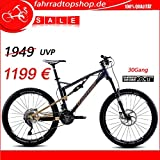 Mountainbike Fully steppenwolf