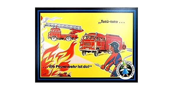 Replika DDR-Spiel SPIKA 190063 Tatü-tata...die Feuerwehr ist da!